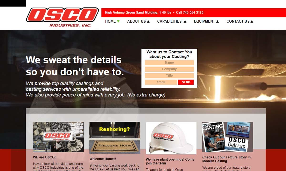 OSCO Industries, Inc.