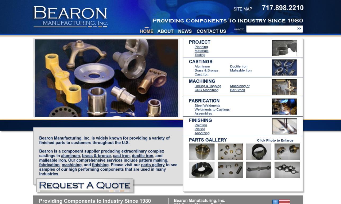 Bearon Manufacturing, LLC
