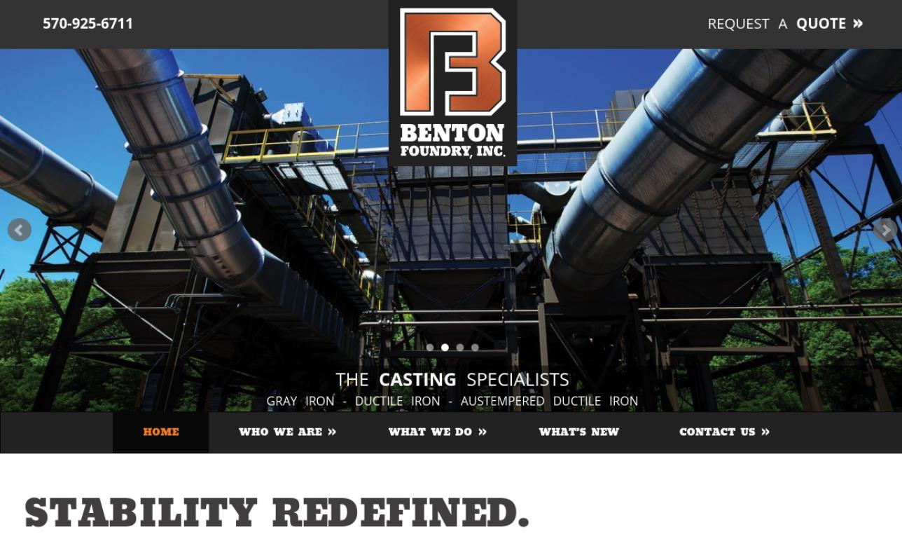 Benton Foundry, Inc.