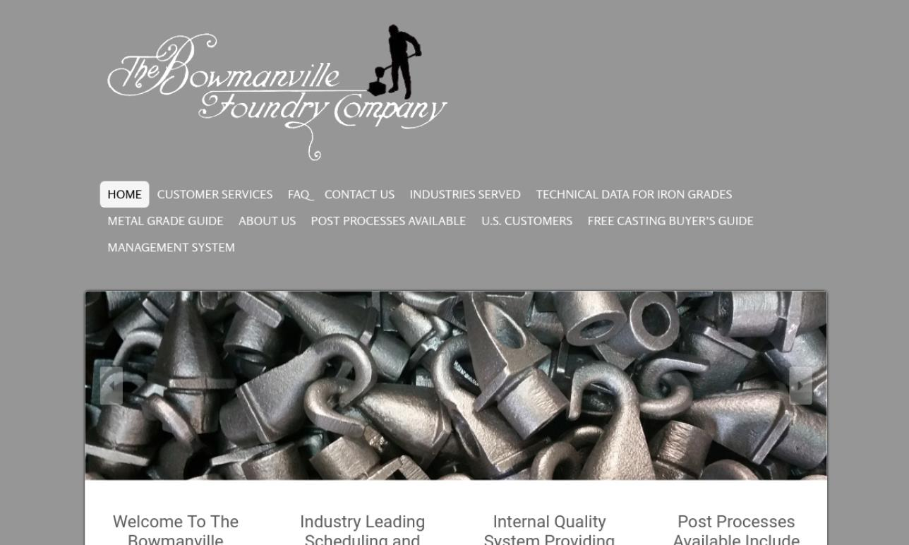 The Bowmanville Foundry Company