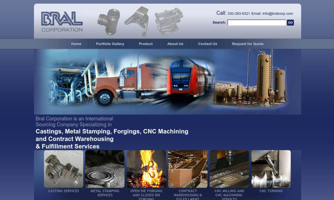 Bral Corporation