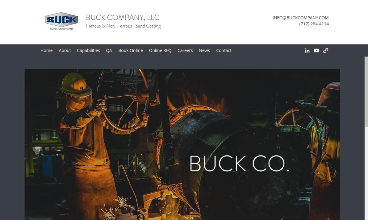 Buck Company, Inc.
