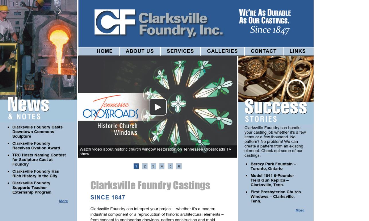 Clarksville Foundry, Inc.