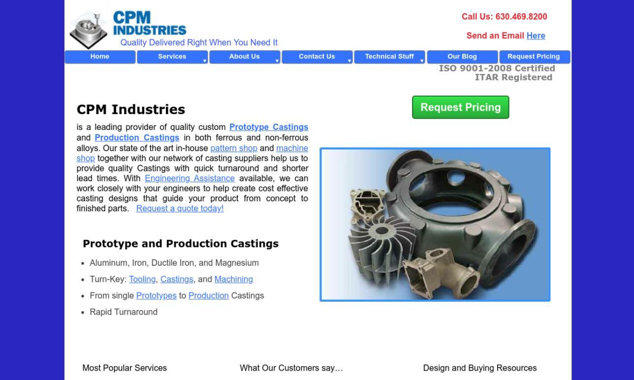 CPM Industries