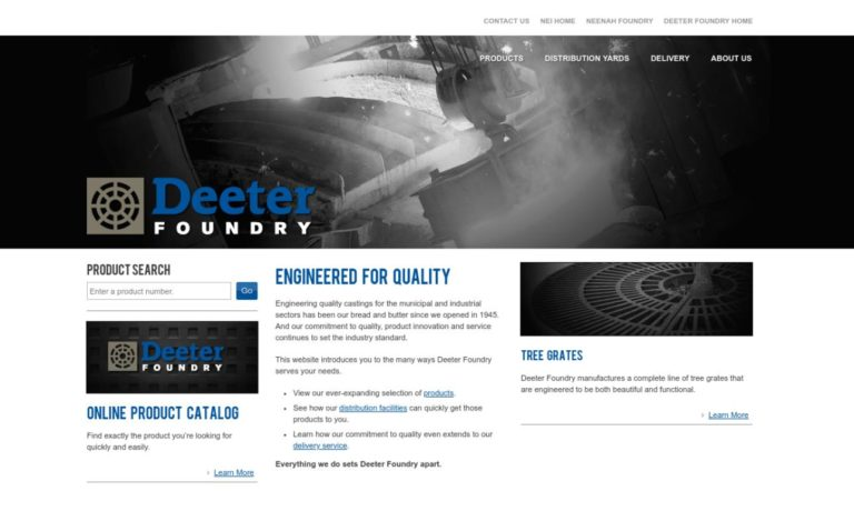 Deeter Foundry, Inc.