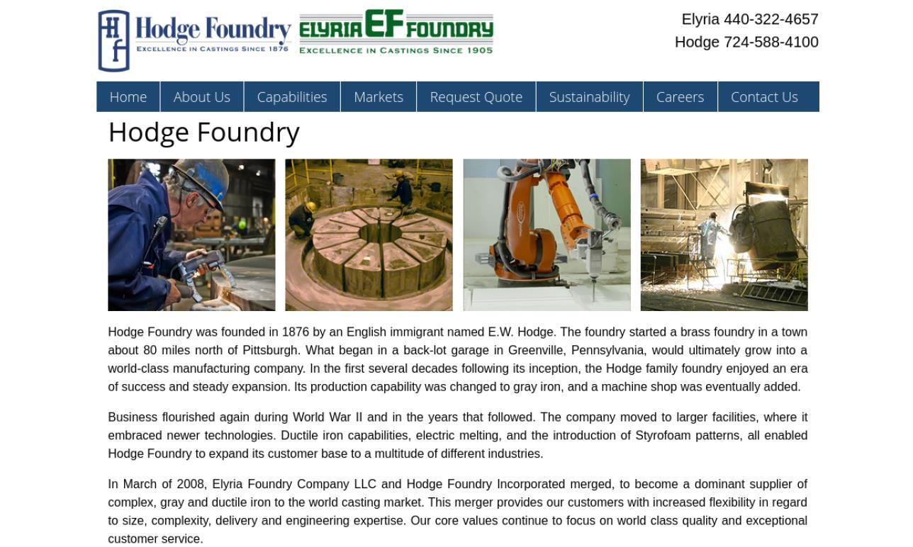 Elyria Foundry
