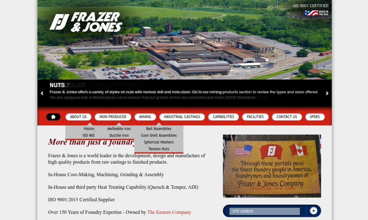 Frazer & Jones Company