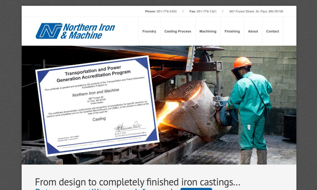 Northern Iron & Machine