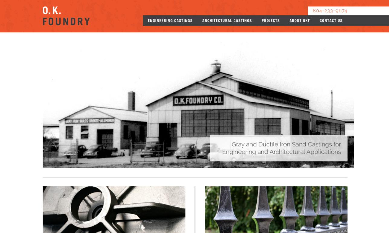 O.K. Foundry Company, Inc.