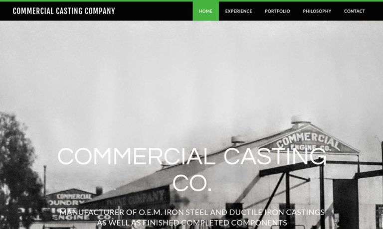 Commercial Casting Company