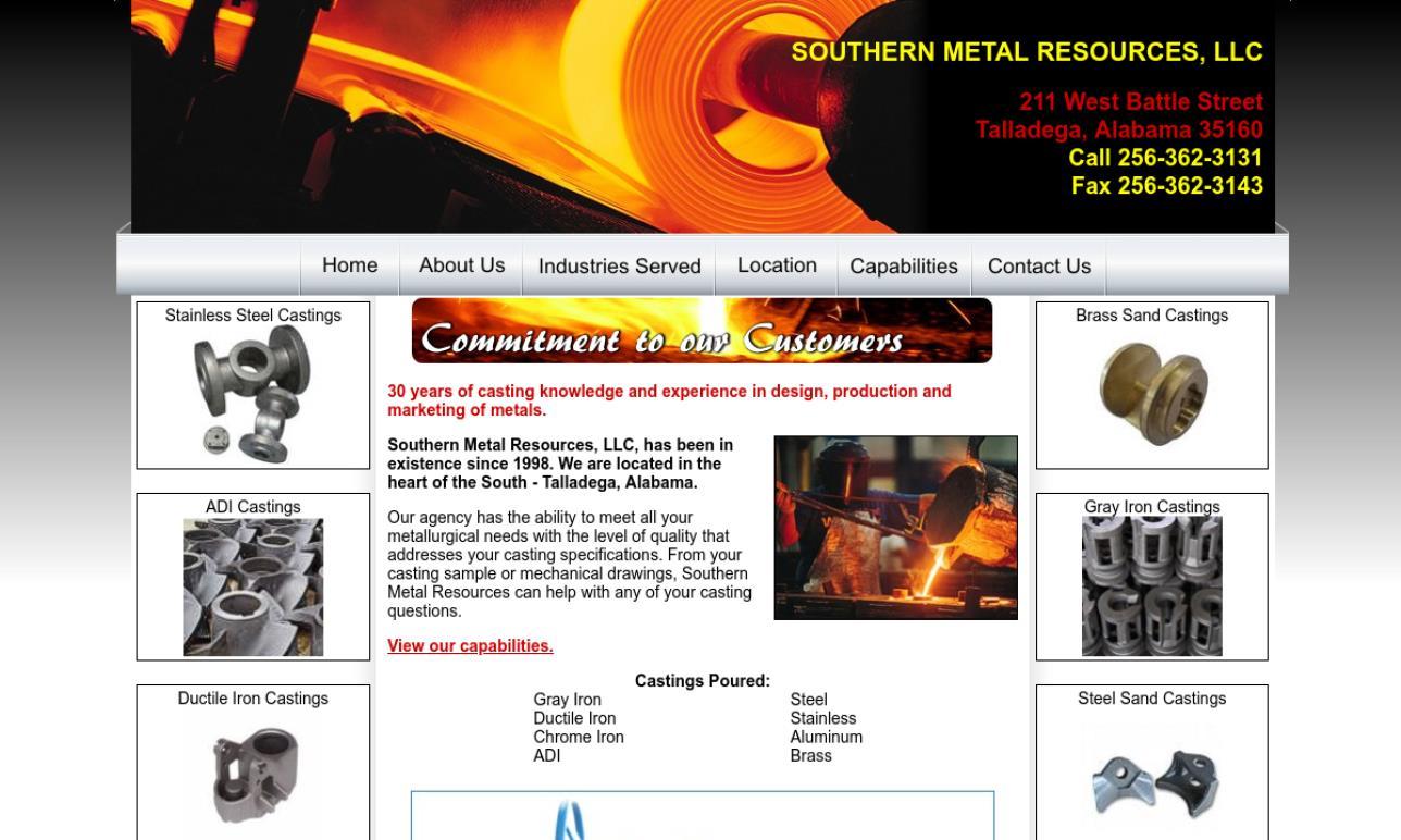 Southern Metal Resources, LLC