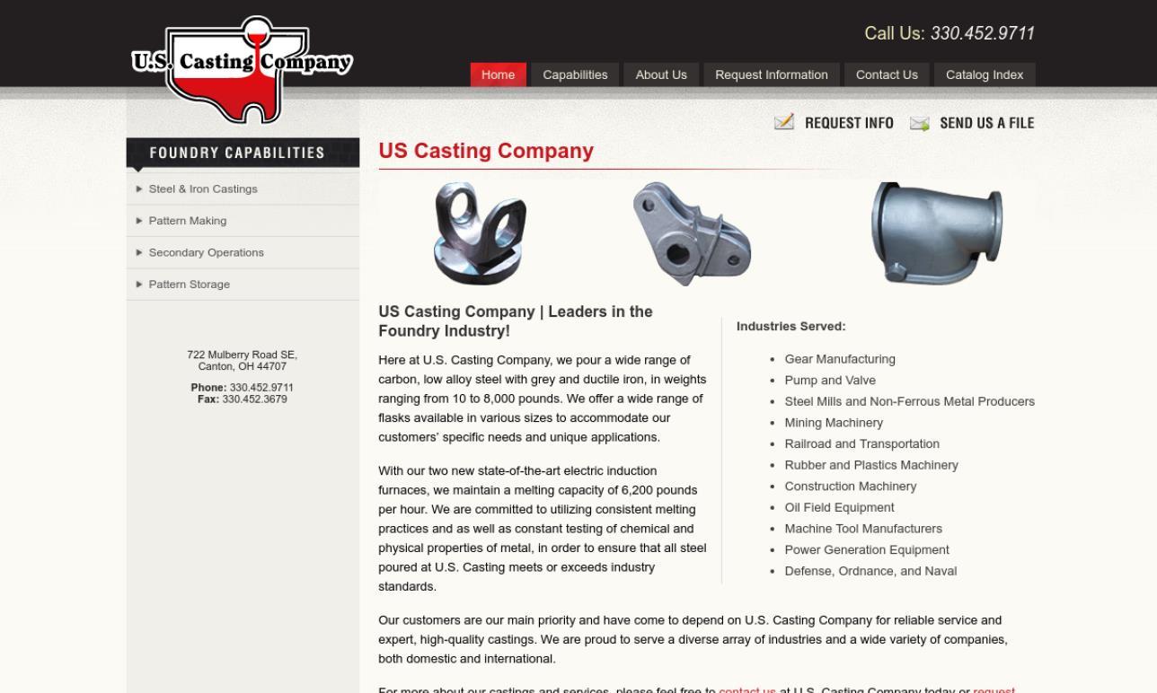 U.S. Casting Company