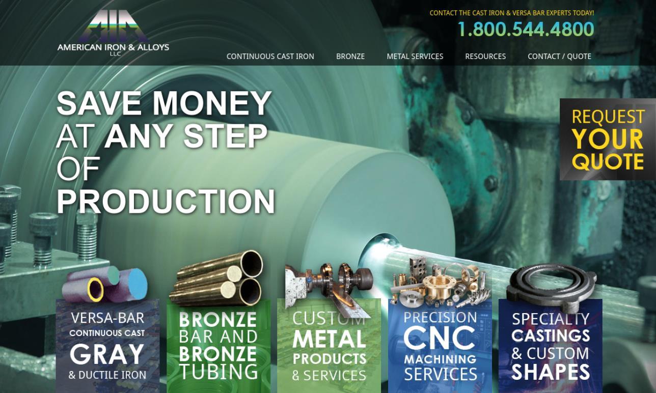 American Iron & Alloys Corporation
