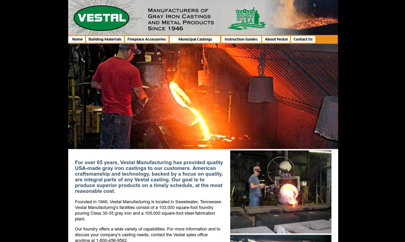 Vestal Manufacturing Company