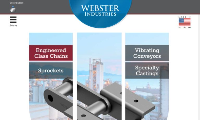 Webster Industries, Inc.