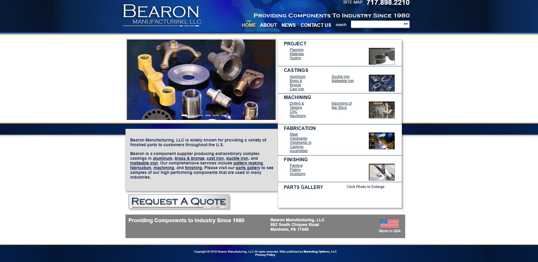 Bearon Manufacturing, LLC