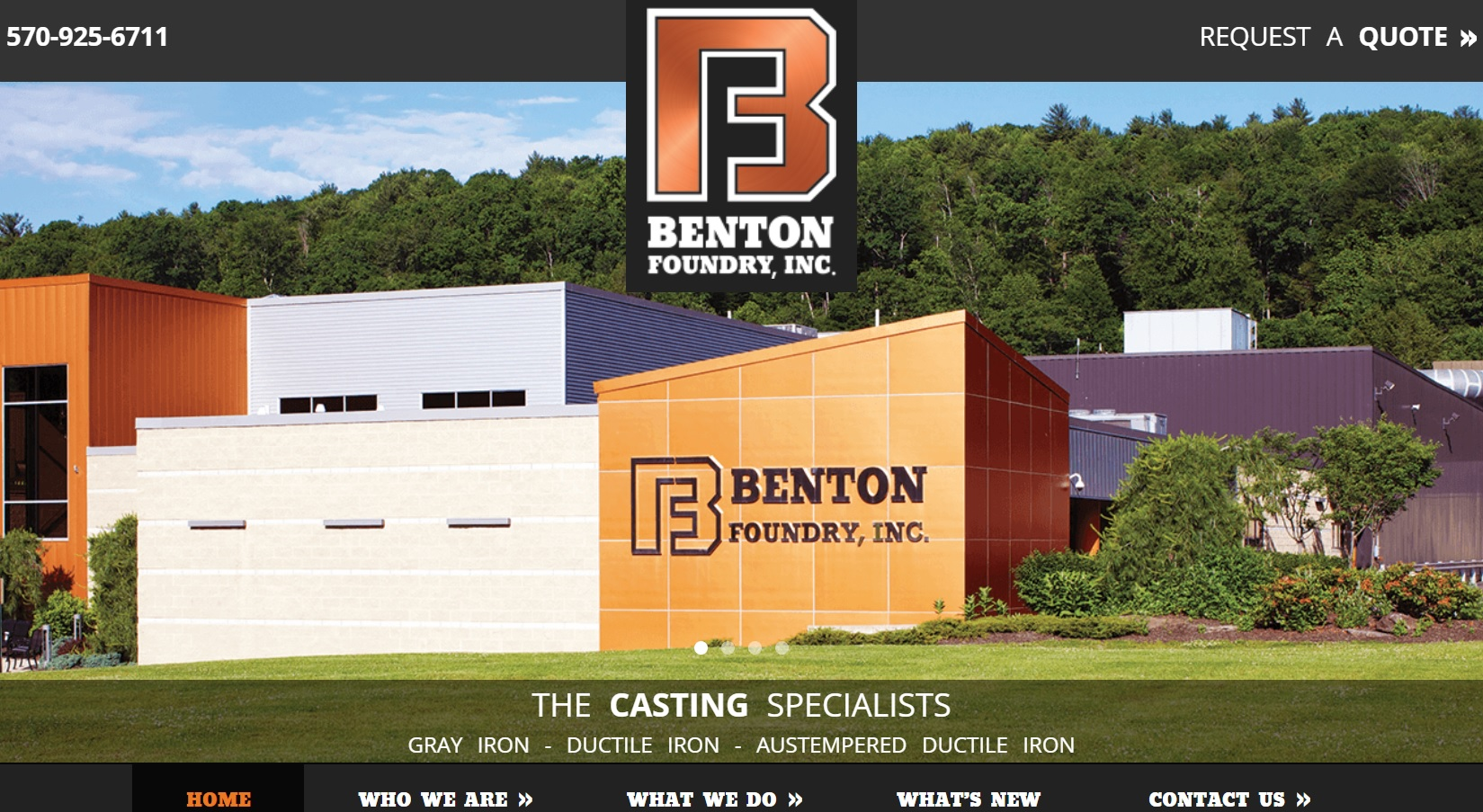 Benton Foundry, Inc.