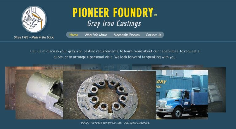 Pioneer Foundry