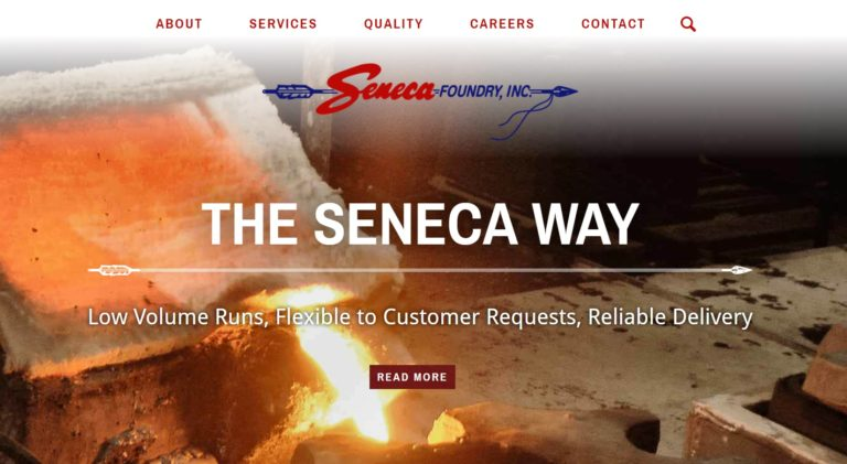 Seneca Foundry, Inc.
