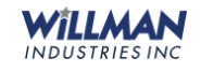 Willman Industries, Inc. Logo