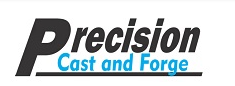 Precision Cast and Forge Logo