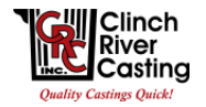 Clinch River Casting Logo