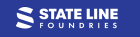 State Line Foundries Logo